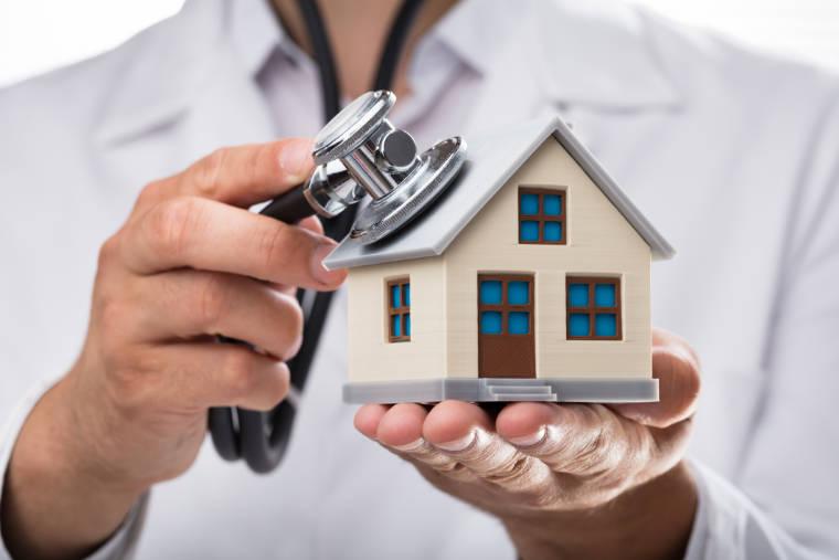 Hausuntersuchungen durch Amiran Marsagischwili und Kollegen, Hausarztpraxis